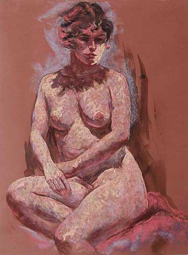 pastel paintings Ava 3 F