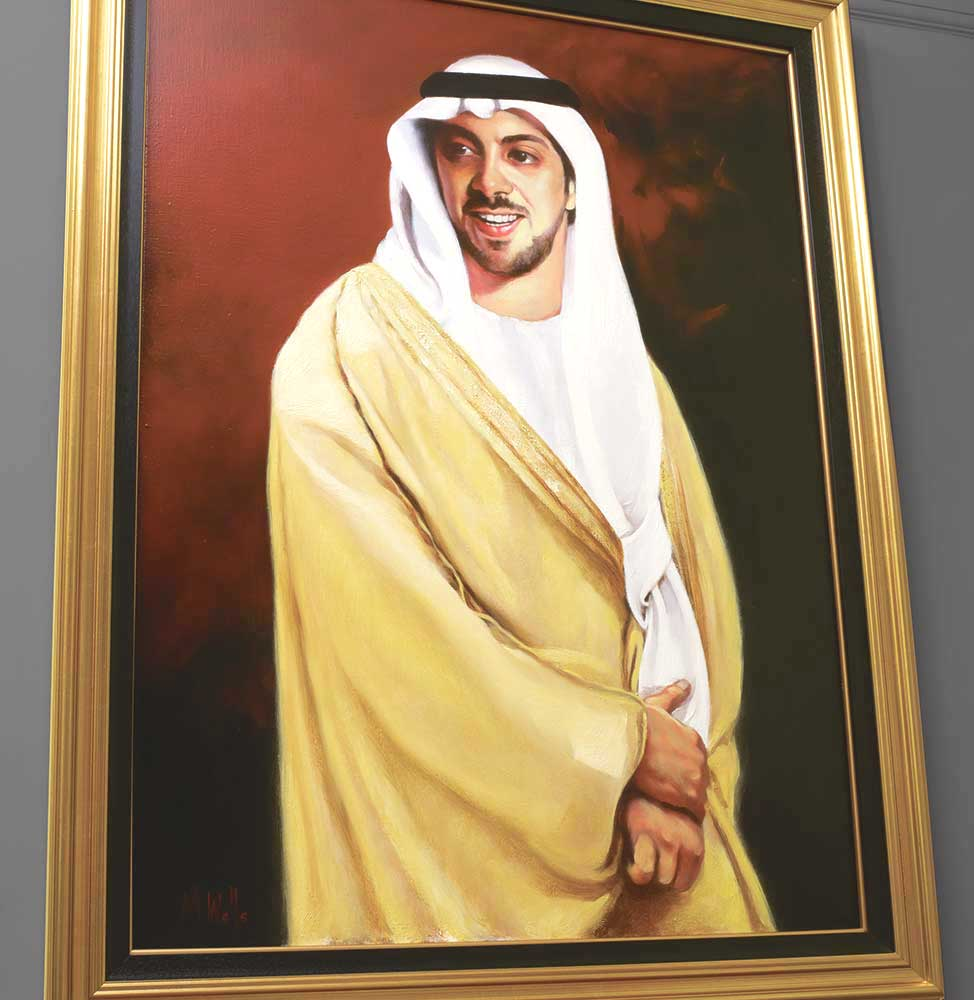 portrait-painting-sheikh-mansour