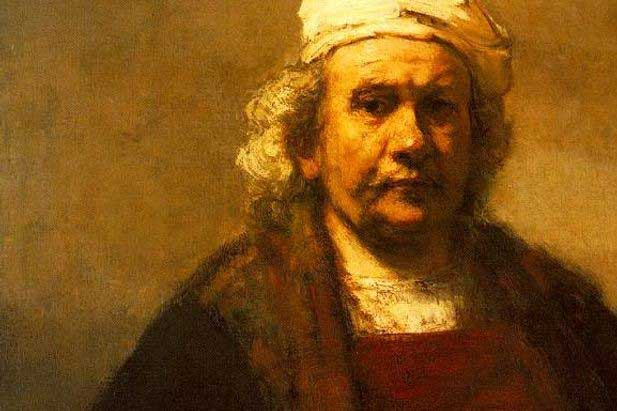 Rembrandt portrait painters London Kent