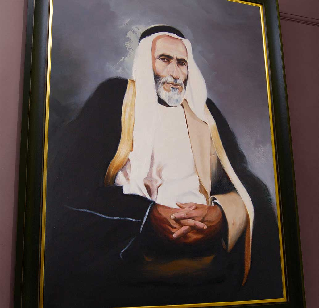 portrait-painting-omeir-bin-youssef