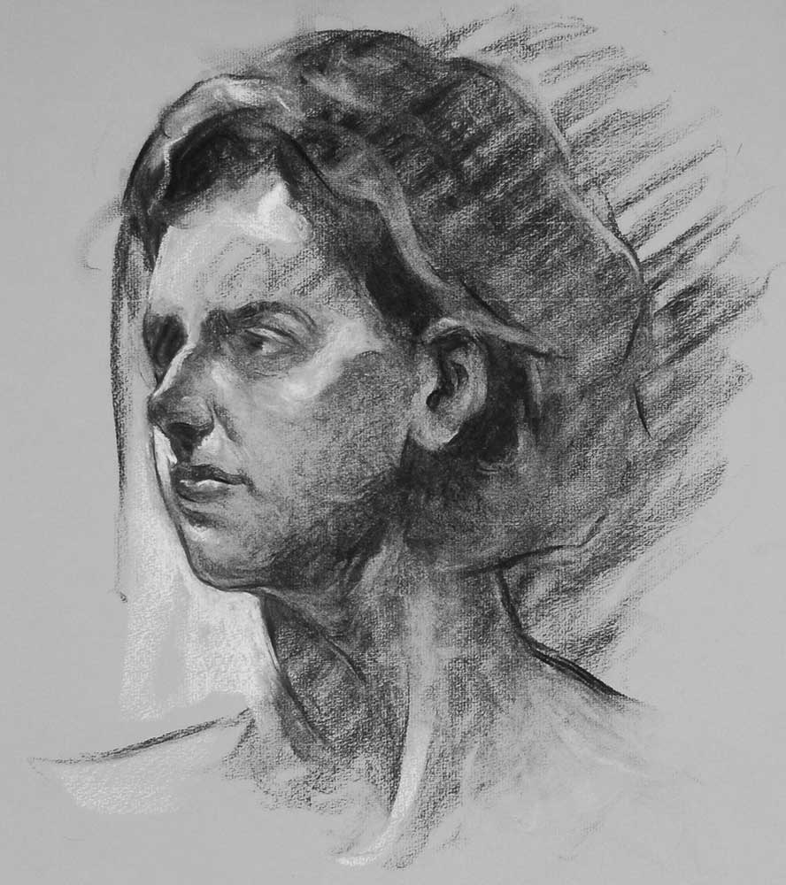 portraits-charcoal-kate