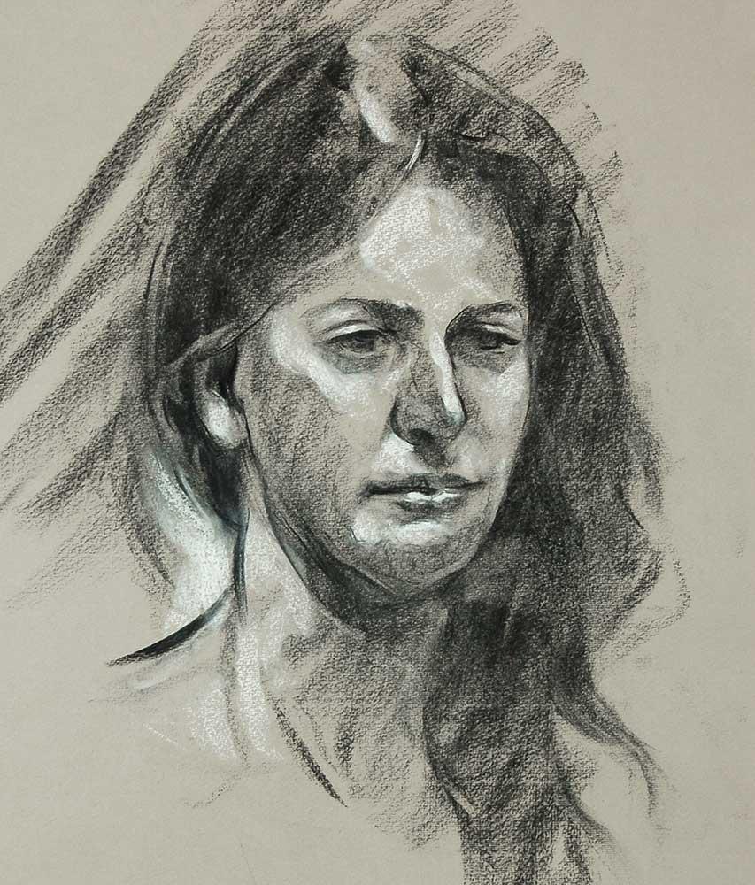portraits-charcoal-sarah