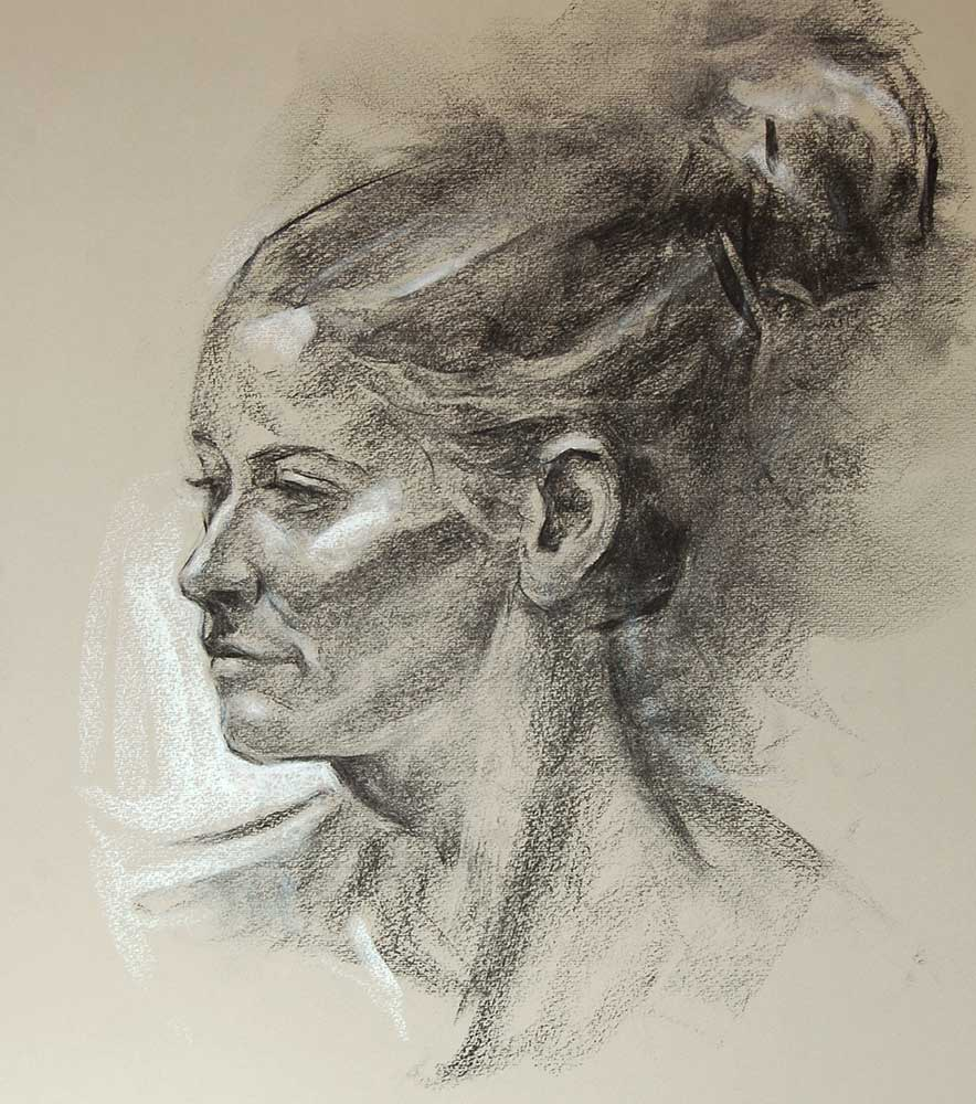 portraits-charcoal-sophie