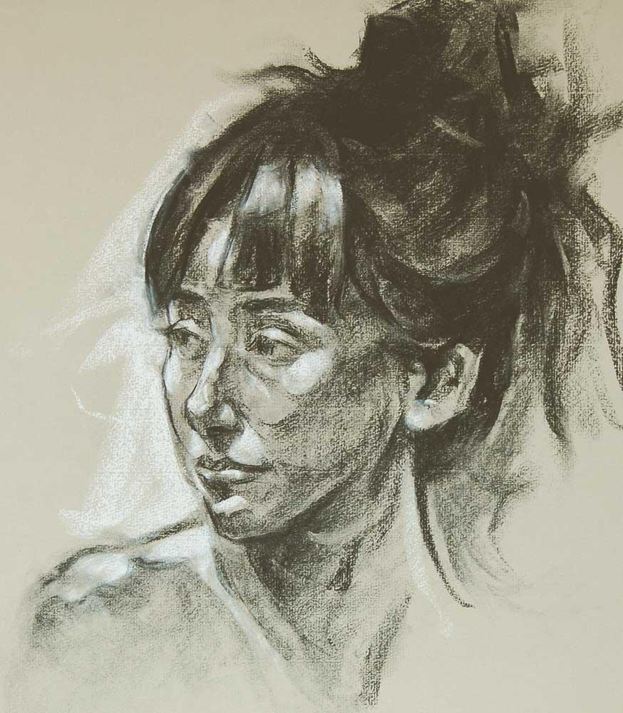 portraits-charcoal-marta