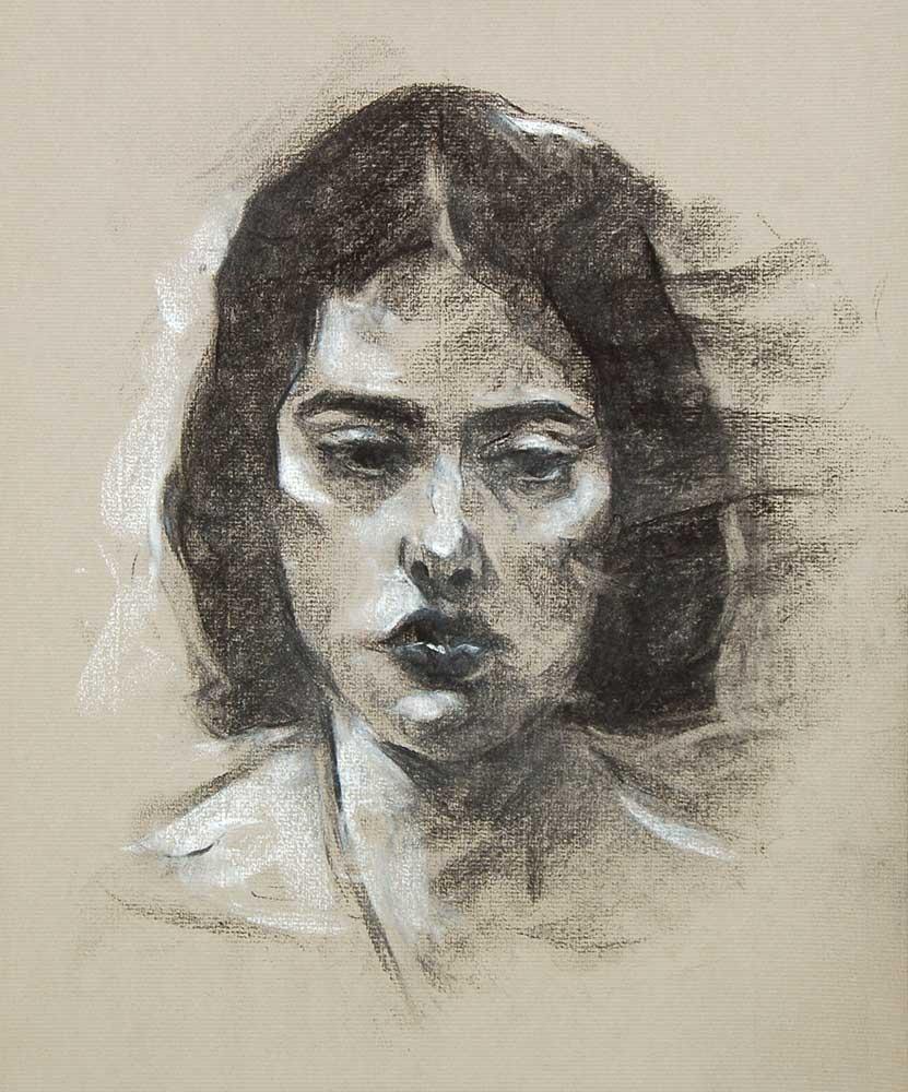 portraits-charcoal-rebecca